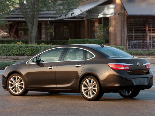 Gm Killing Off Its Trusty Buick Verano Compact Car