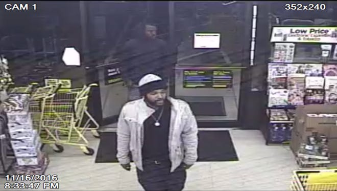 Greenville County deputies are asking for the public's help identifying the subjects seen here.