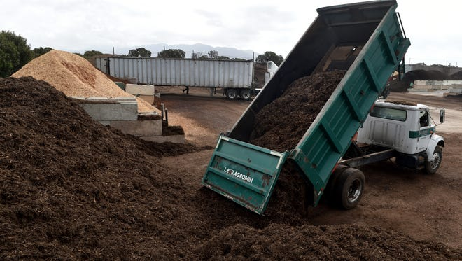 Oxnard's Agromin is one of the sponsors of the Ventura County Compost Cup, a local educational competition.