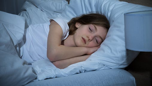 With a return to fall and the demands of school, it's important that children's schedules are reset back to their normal routines, especially their sleep requirements.