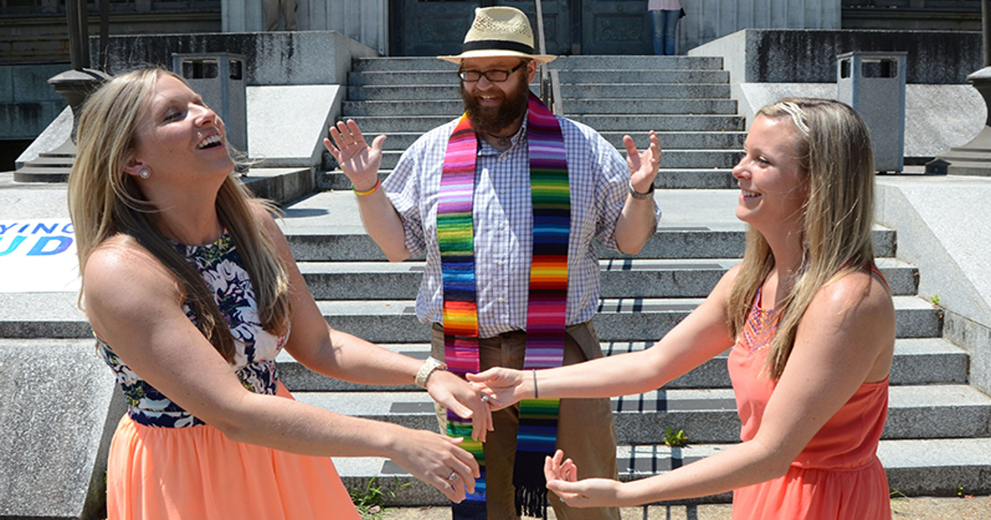Polygamists filed federal lawsuit over gay marriage in Mississippi