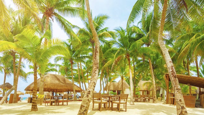 Beach bars ensure a slice of much-needed relaxation -- and the opportunity to mix with tourists and locals alike.