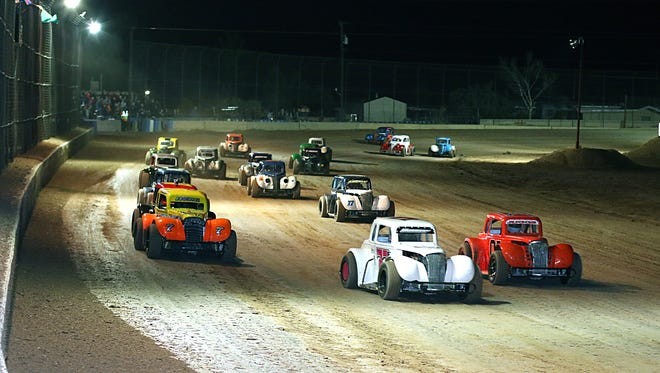 The El Paso Speedway Park is now Western Tech Speedway park.