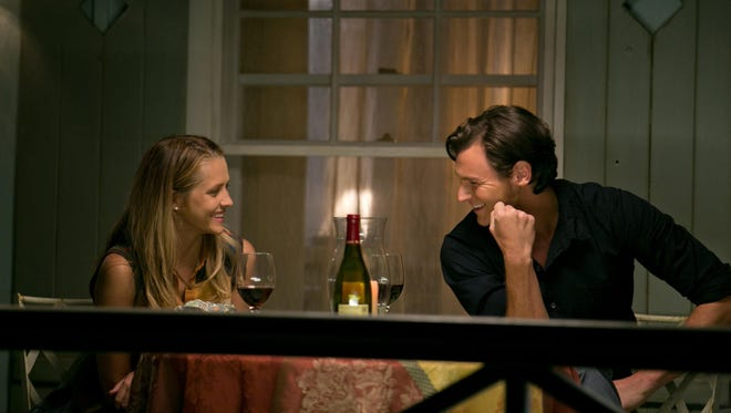 """Teresa Palmer plays Gabby Holland, a feisty medical student, and Ben Walker is Travis Shaw, a ladies' man, in """"The Choice."""""""