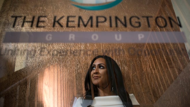 Monique Porras, the owner and founder of Kempington Group, says she tries to set her firm apart by having more meaningful conversations with clients and candidates, and taking the time to meet for coffee and following up.