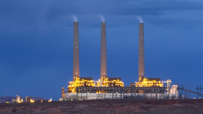 SRP, one of the Navajo Generating Station's owners, says it needs a new lease by July 1 with the Navajo Nation or the plant will be torn down.