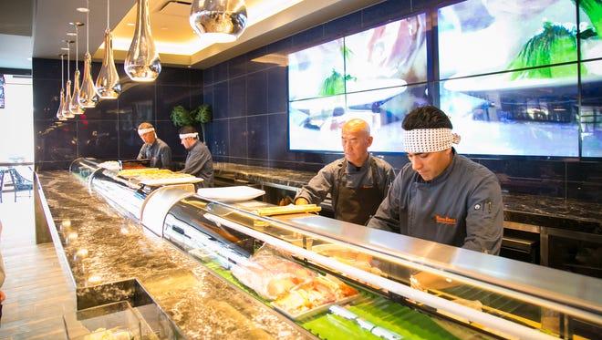 The new Kona Grill opened June 12 at Scottsdale Quarter.