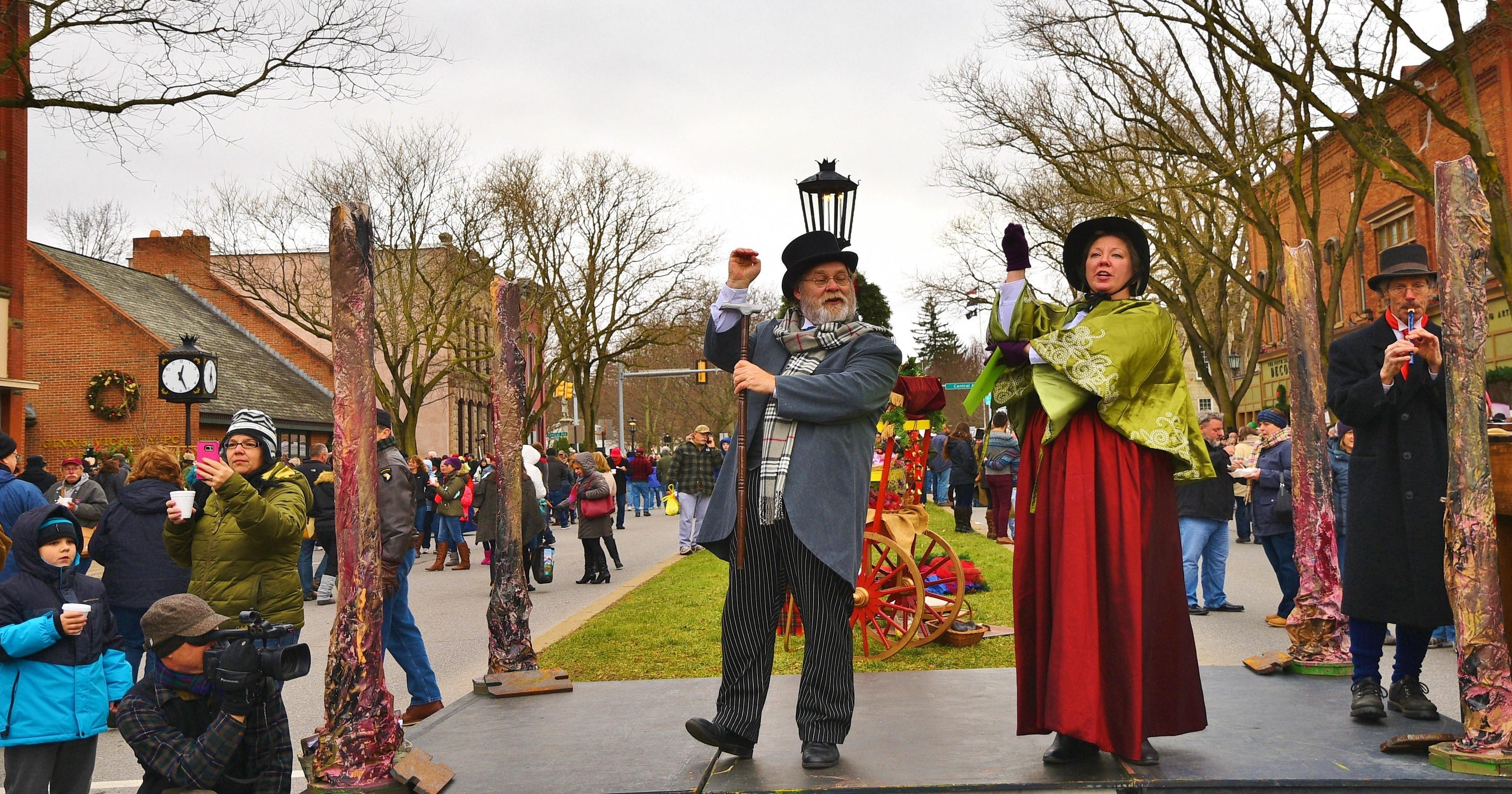 wellsboro celebrates dickens of a christmas for 34th year