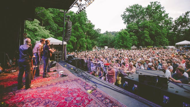 The third annual Red Wing Roots Music Festival runs July 10-12 at Natural Chimneys Park in Mount Solon.