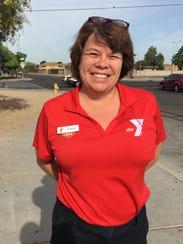 Karen Davis, executive director of the Maryvale YMCA.