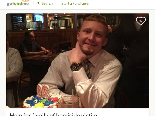 Quinton Langford, 20, was shot and killed in October