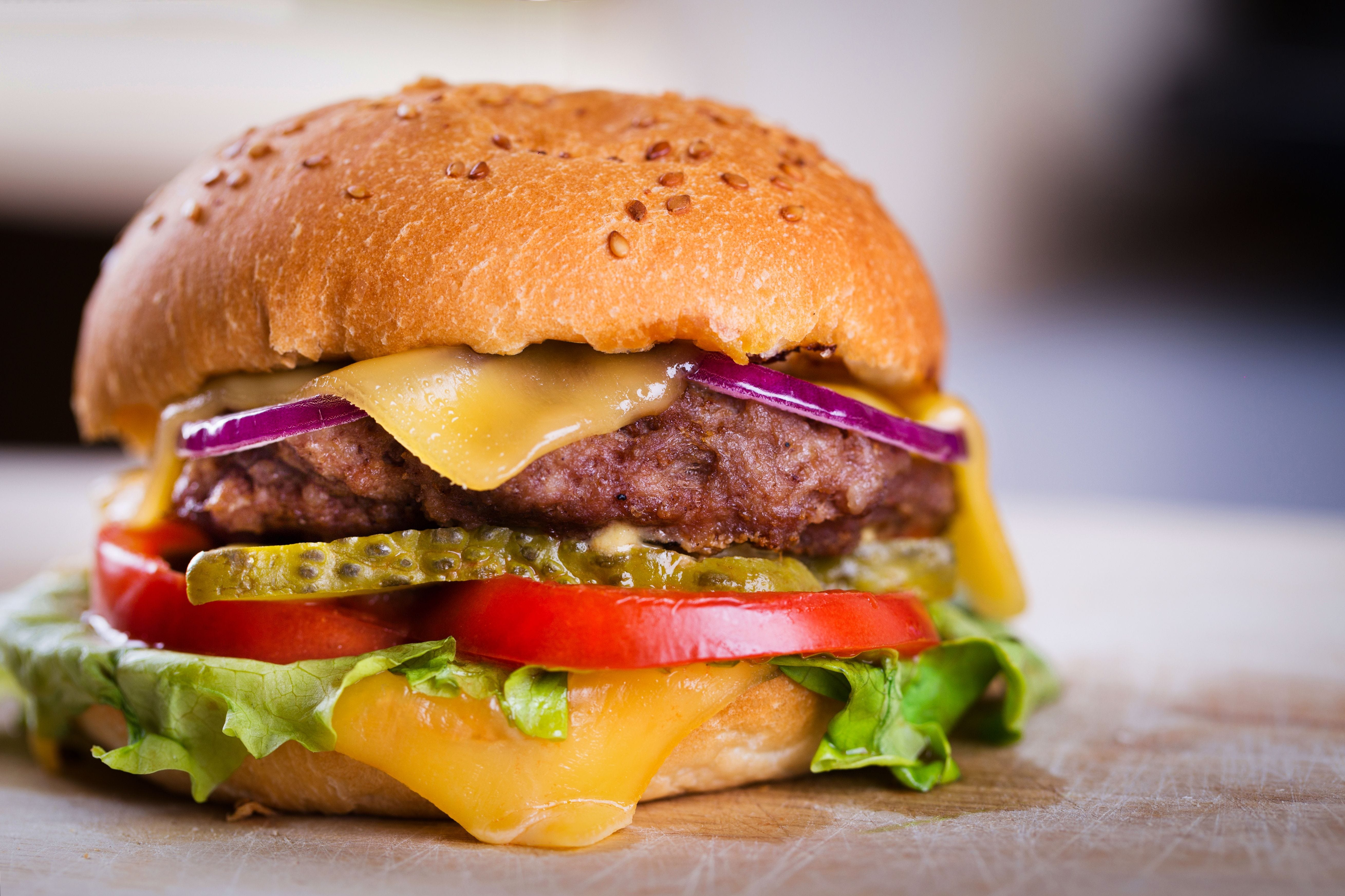 picture relating to Five Guys Coupons Printable identify Nationwide Burger Working day 2019: Free of charge burgers and offers Tuesday