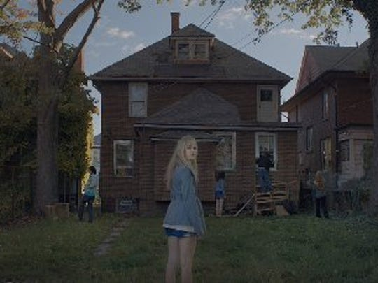 """It Follows"" was shot in Detroit and its suburbs."