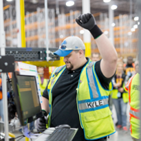 Amazon ships first order out of Livonia fulfillment center