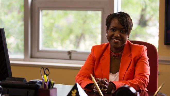 BCPS Interim Superintendent Kim Parker-DeVauld