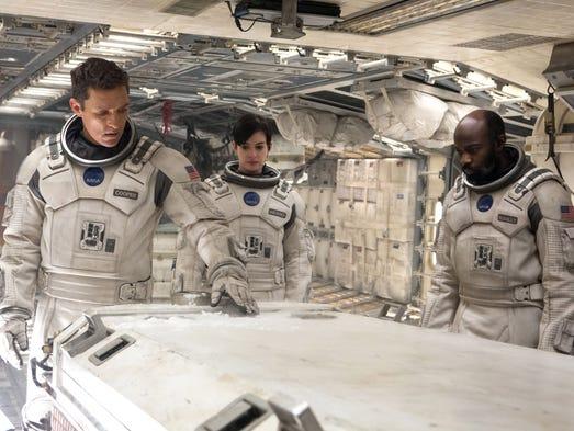 The unsung heroes in Christopher Nolan's 'Interstellar'