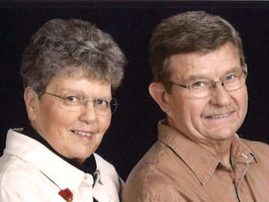 Anniversaries: Doug Knudson & Mary Knudson