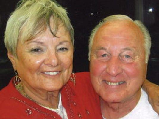 Anniversaries: Erv Pfiefer & Connie Pfiefer