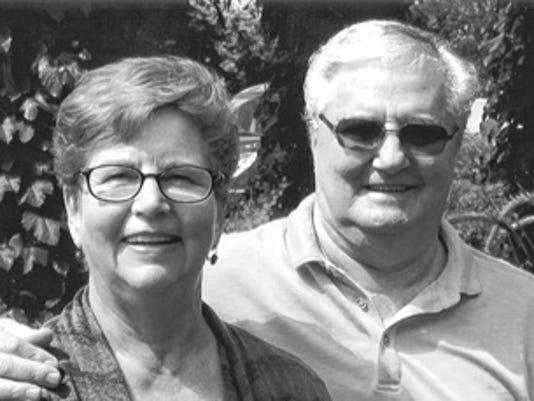 Anniversaries: Linda Clauson & Jon Clauson
