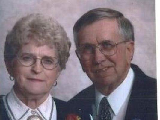 Anniversaries: Dennis Hultgren & Nelda Hultgren