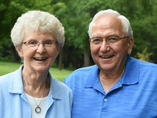 Anniversaries: Charlie Beck & Donna Beck