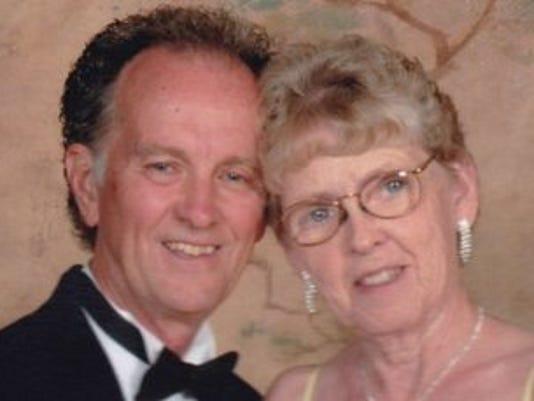 Anniversaries: Pat Chadwell & Dean Chadwell