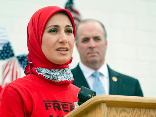 Iran American Detained