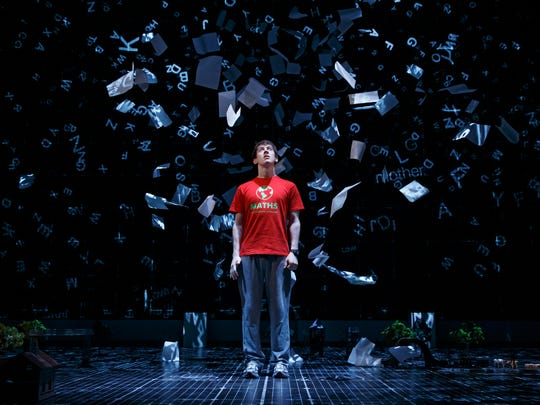 """""""Curious Incident of the Dog in the Night-Time"""" comes to the 2016-2017 Willis Broadway Series at the Civic Center in Des Moines. It is based on the 2003 book."""