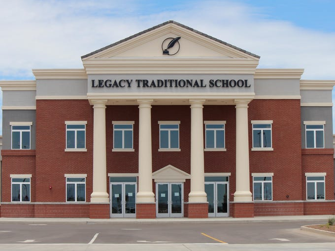 The Legacy Traditional School in Surprise features