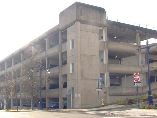Bremerton Parking Garage