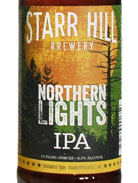 Starr Hill Northern Lights