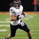 UTSA tight end David Morgan is the Roadrunners' top offensive weapon.