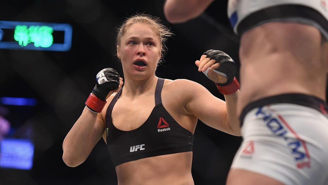 We'll find out at UFC 207 if Ronda Rousey has learned any lessons