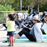 Mom and baby fitness classes can help new parents find balance
