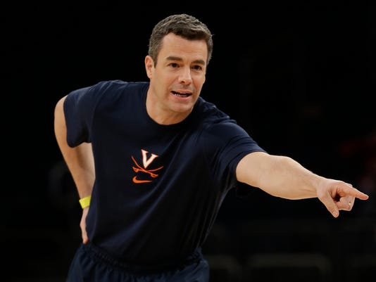 NCAA Virginia Basketball