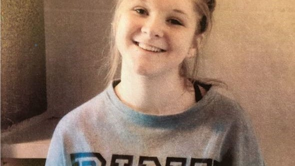 Mae Dugan, 14, went missing Tuesday, March 13.