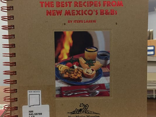 'The Best Recipes From New Mexico's B&Bs'