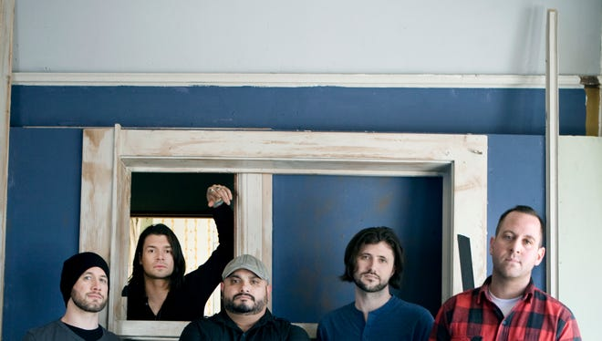 Taking Back Sunday will co-headline a concert with The Used at House of Blues, in Orlando, on Sunday.