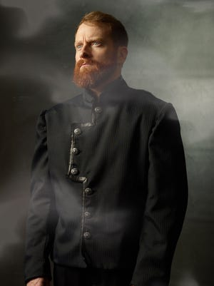 Jason D. Johnson plays Richard III in Warehouse Theatre's upcoming production.