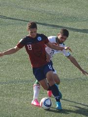 Iran beat Guam's national men's soccer team Tuesday,