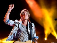 Keith Urban reveals new radio single 'We Were,' and it was co-written by Eric Church