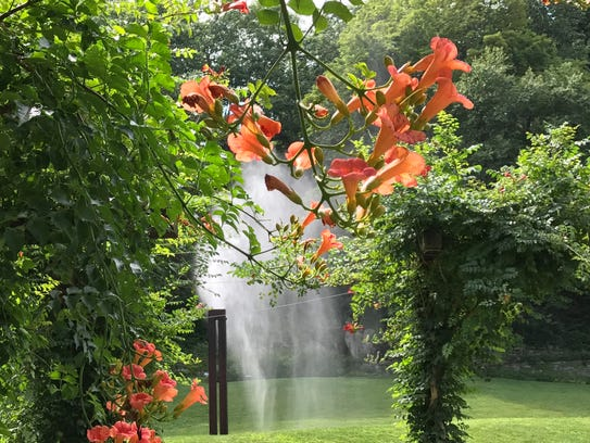 Innisfree Garden Misting Fountain