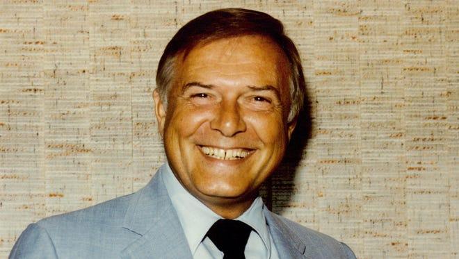 Dr. Richard Norris, President of SC4 1971-1990Photograph taken Summer of 1986