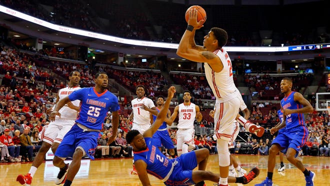 Louisiana Tech upset Ohio State in 2015 as part of its 2015-16 nonconference schedule.