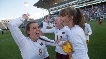 Windsor wins first state soccer title behind Chaynee Kingsbury's hat trick