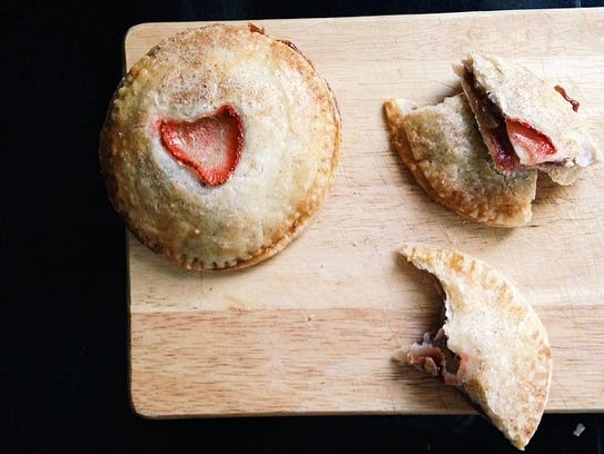 Seasonal hand pies are a favorite of Constellation