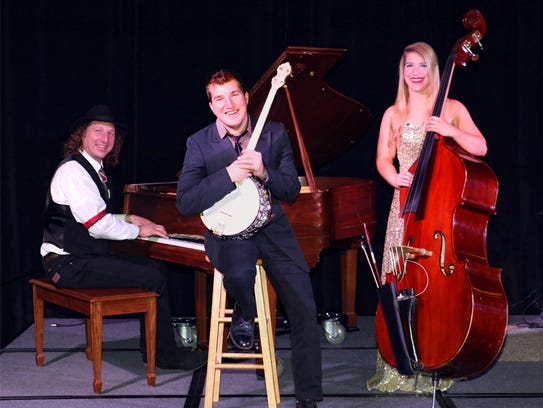 The Cody Clauson Trio will perform a Warming Up Winter