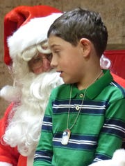 Santa and his elves are expected at the annual Christmas