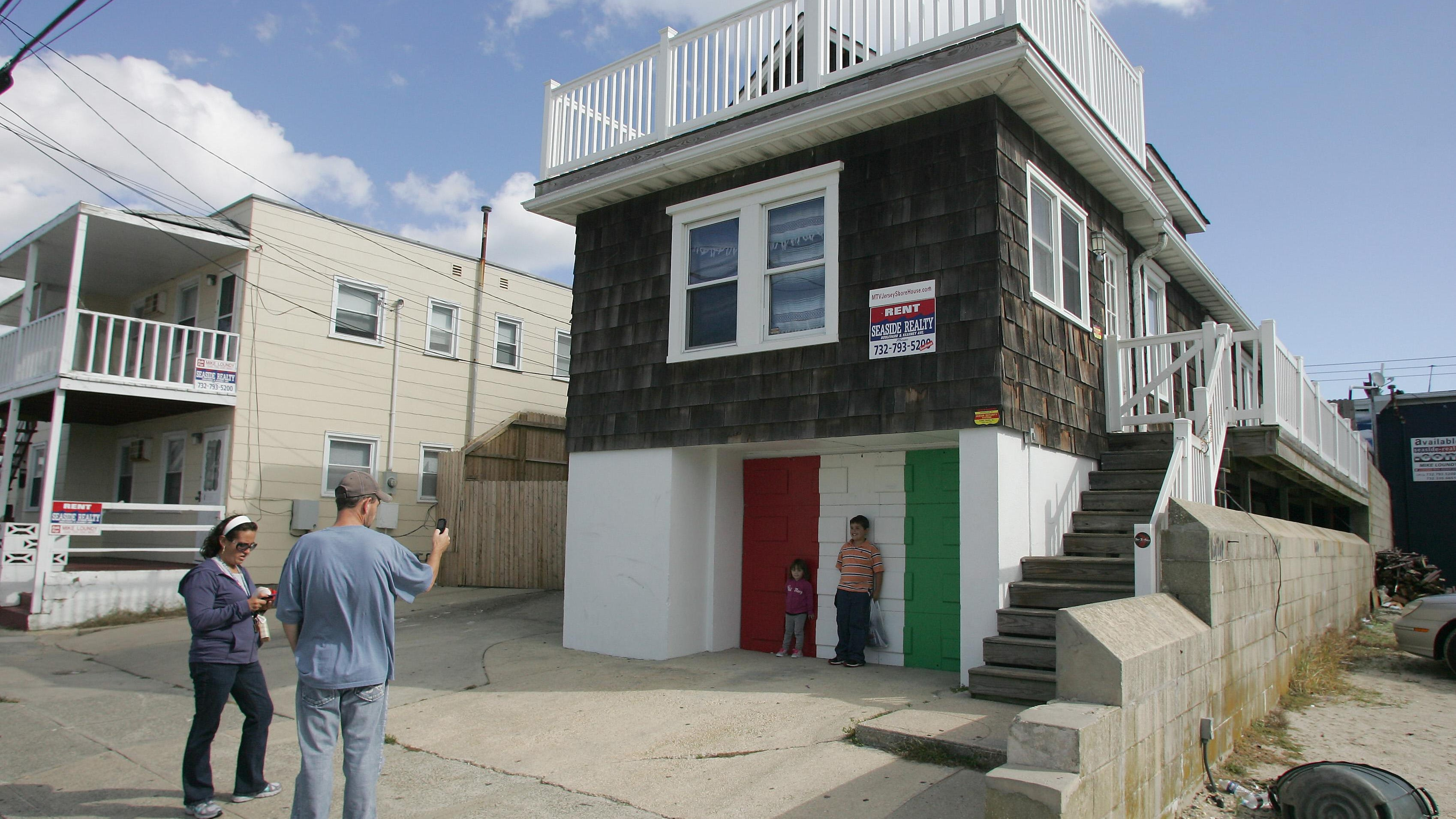 Jersey Shore MTV house still a big star in Seaside Heights, and ...