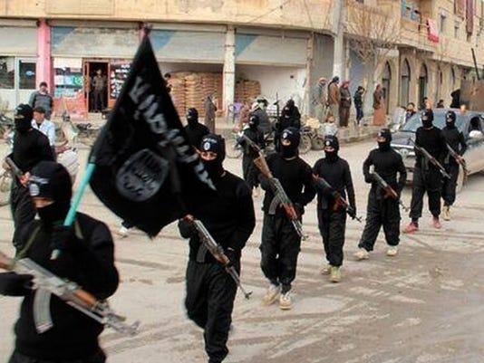 AP MIDEAST ISLAMIC STATE TIMELINE I FILE SYR